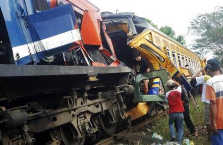 Kecelakaan on Daftar Kecelakaan Kereta Api Di Indonesia    Aselabar   Be A Dream Not
