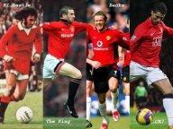 10 Pemain Manchester United terbaik  Sepanjang Masa