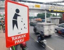ranjau paku 12 Lokasi Rawan Paku di Jakarta