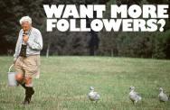 5 Cara Mendapatkan Banyak Follower di Twitter